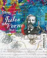 Saint Pierre Et Miquelon - Postfris / MNH - Sheet Jules Verne 2018 - St.Pierre & Miquelon