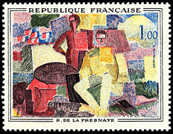 FRANCE TIMBRE NEUF    YVERT N° 1322 - Francia