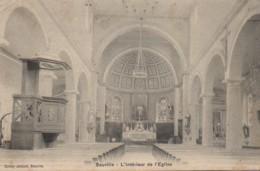 88 SAUVILLE L'intérieur De L'Eglise - Francia