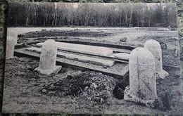 Cpa - 60 -  Forêt De Compiègne - Clairière De La Victoire Emplacement Du Wagon Du Maréchal 11 Novembre 1918 - Compiegne