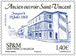 Saint Pierre Et Miquelon - Postfris / MNH - Saint Vincent 2018 - St.Pierre & Miquelon