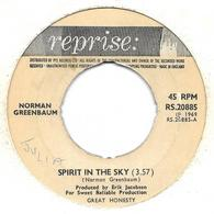 "Norman Greenbaum  ""  Spirit In The Sky  "" - Filmmusik"
