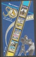 SRI  LANKA  1999  **   MNH   YVERT  S/S   71 - Sri Lanka (Ceylon) (1948-...)
