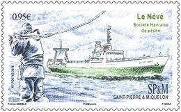 Saint Pierre Et Miquelon - Postfris / MNH - Vissersschepen 2018 - St.Pierre & Miquelon