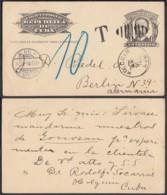 Cuba - EP 1906 Vers Belgique (VG) DC2667 - Cuba