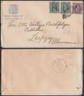 Cuba - Lettre 1924 Vers Allemagne (VG) DC2692 - Covers & Documents