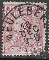 8S-000: N° 46:E9: MEULEBEKE - 1869-1888 Lion Couché
