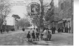 TOULON Boulevard Bazeilles Au Mourillon - Toulon