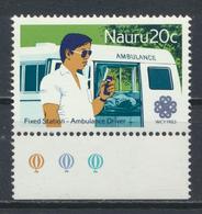 °°° NAURU - Y&T N°268 - 1983 MNH °°° - Nauru
