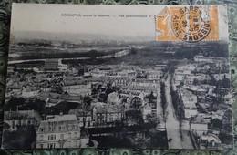Cpa - 02 - Soissons Avant Guerre - Vue Panoramique - Soissons