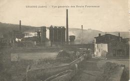 CHASSE  ( Isère )  /  Hauts  Fourneaux - Autres Communes