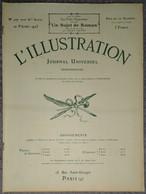 """L'Illustration 4171 10 Février 1923 Toutankhamon/Cuirassé """"Liberté"""" à Toulon/Superbagnères/Vol à Voile Biskra/Ruhr - Journaux - Quotidiens"""