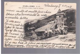 Crimee Nr 49 Types De Tartares Ca 1905 OLD POSTCARD - Russie