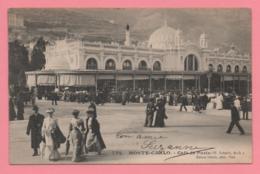 Monte Carlo - Cafè De Paris - Monte-Carlo