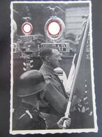 Postkarte Propaganda Hitler Fahnenweihe - Deutschland