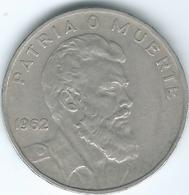 Cuba - 1962 - 40 Centavos - 30th Anniversary Of Gorriarán Birth - KM32 - Cuba