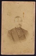 TURKEY CONSTANTINOPLE - ABDULLAH FRERES - CDV PHOTO 10 X 6 Cm (see Sales Conditions) - Anciennes (Av. 1900)