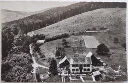 En Avion Au-dessus De Klingethal - La Maison Forestière OCHSENLAEGER Auberge - Altitude,.....CPSM 1962 - France