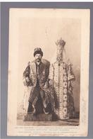 Russian Royalty, Nicholas II And Alexandra Feodorovna Red Cross 1905  OLD POSTCARD - Russie