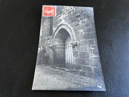 Carte Photo AURILLAC (? Tampon) - 1914 Timbrée - Aurillac