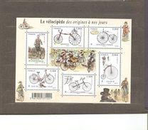 FRANCE BLOC  FEUILLET   LE VELOCIPEDE       NEUF **  MNH  N°F4555  DE   2011 - Blocs Souvenir