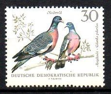 RDA. N°1057 De 1968. Pigeon Ramier. - Columbiformes