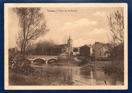 Tintigny. Pont Sur La Semois Et église Notre-Dame De L'Assomption. 1937 - Tintigny