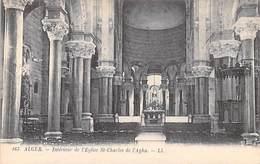 Algérie  ALGER Intérieur  De L'Eglise St Charles De L'Agha (Editions LL 463)(Sainte-Marie-Saint-Charles De L'Agha) - Algiers