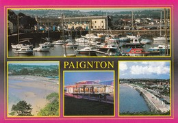 Postcard Paignton Devon Multiview By Europa Cards My Ref  B23491 - Paignton