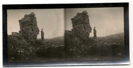 FOTO STEREOSCOPICA -  BRUMANO 1926 - Photos Stéréoscopiques