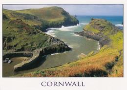 Postcard Boscastle Cornwall [ John Hinde ] My Ref  B23492 - England