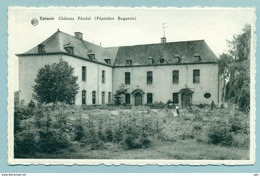 Epinois (Binche) Pépinière Bogaerts (ancien Château Féodal) - Neuve - TB - Binche