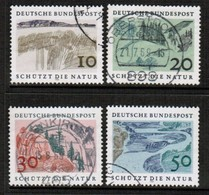 GERMANY  Scott # 1000-3 VF USED (Stamp Scan # 476) - [7] Federal Republic