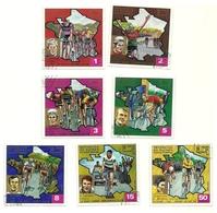 1973 - Guinea Equatoriale 34 + PA 19 Tour De France - Ciclismo