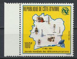 °°° COTE D'IVOIRE - Y&T N°686 - 1984 MNH °°° - Costa D'Avorio (1960-...)