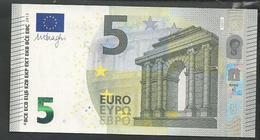 """2019 NEW! Greece  """"Y""""  5 EURO GEM UNC! Draghi Signatures! Printer Y007A2 !! - EURO"""