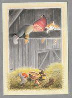 Mouse Apple Elf Cat Souris Pomme Chat Lutin Maus Katze Apfel Zwerg Illustr. Kaarina Toivanen  - Used - Noël