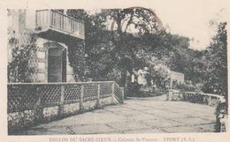 Yport- Enclos Du Sacré Coeur- Colonie St Vincent - Yport