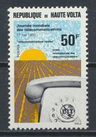 °°° HAUTE VOLTA - Y&T N°510 - 1980 MNH °°° - Alto Volta (1958-1984)