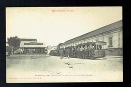 CPA 88 - Gérardmer - Tramway  Hohneck  La Schlucht En Gare De Gérardmer - Weick St Dié 7112 - Gerardmer