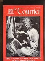Unesco Le Courrier Mai 1961 Voir Table Des Matieres Andre Maurois Microphotographie - Allgemeine Literatur