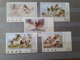 1975 Korea Painting (80) - Corea Del Nord