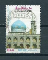 1986 Pakistan Ecophilex Used/gebruikt/oblitere - Pakistan