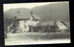 CPA 88 - Gérardmer - Hôtel De Retournemer - LL/114 - Gerardmer