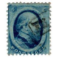 1864 Netherlands - Period 1852-1890 (Willem III)