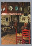 NL.- ARNHEM. RIJKSMUSEUM Voor VOLKENKUNDE. OPENLUCHTMUSEUM. Interieur Boerderij, Staphorst. Ov. - Museum