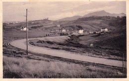 CIBOURE - St Jean De Luz - Corniche - Vue Sur Le Village De Socoa - Tito  Edit - écrite 1931 - Tbe - Ciboure