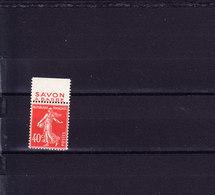N°194 B - 1906-38 Semeuse Camée