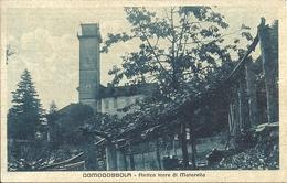 Domodossola (Verbania) Antica Torre Di Matarella, Tower, Tour - Verbania