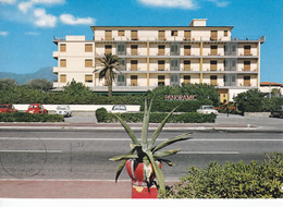 LUCCA - Lido Di Camaiore - Viale Colombo - Hotel Panoramic - Auto - 1974 - Lucca